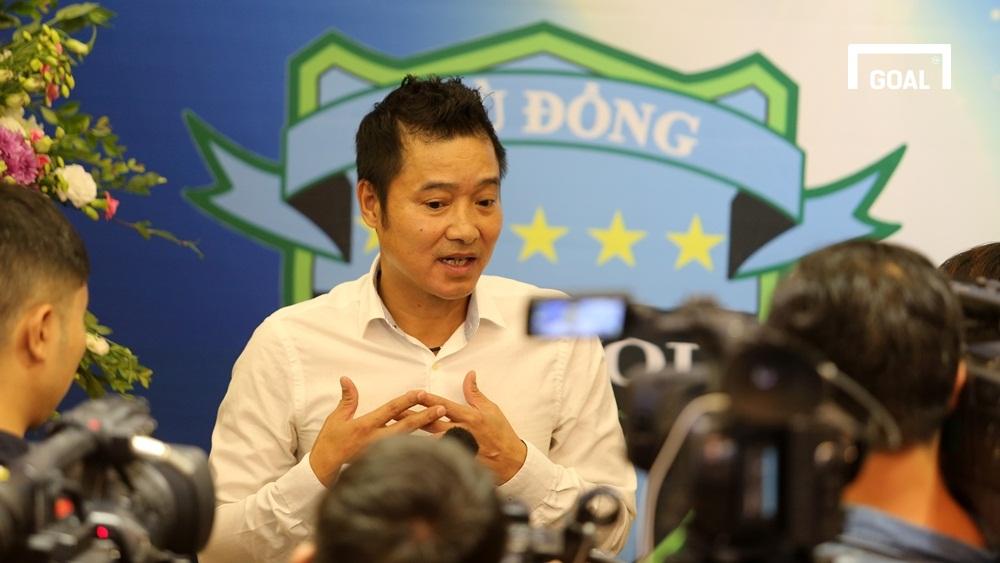 CLB Hà Nội Phù Đổng mời cựu danh thủ về làm HLV trưởng